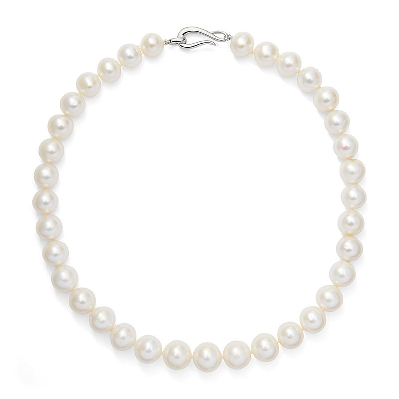 Graduated Freshwater Pearl Strand