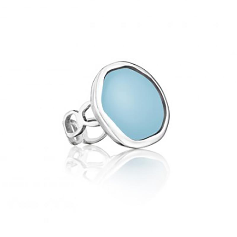 Turquoise Pebble Ring