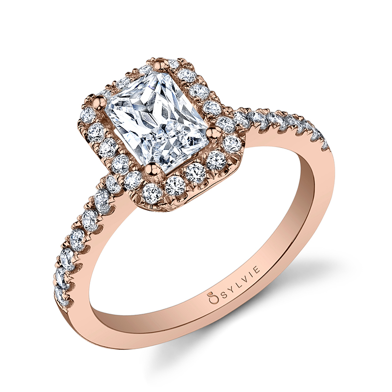 Sylvie Chantelle Engagement Ring