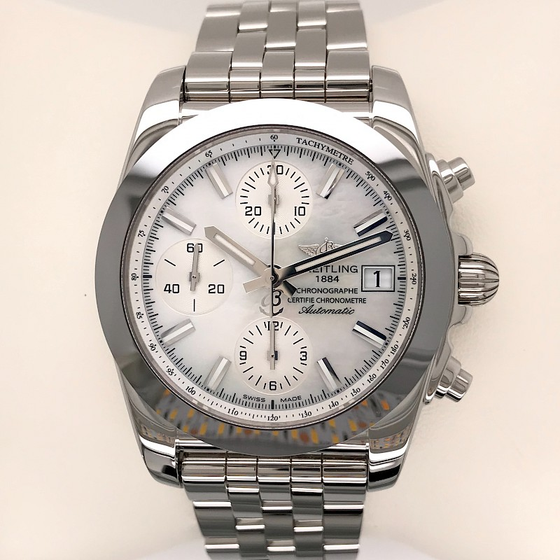 SOLD - Breitling Chronomat 38