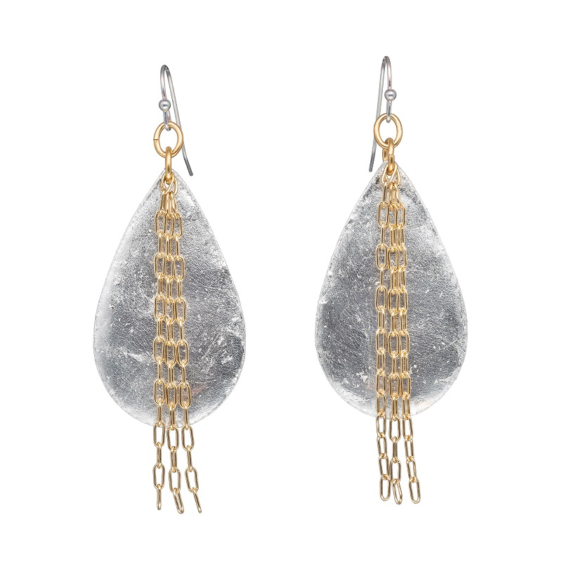 Delia Teardrop Earrings