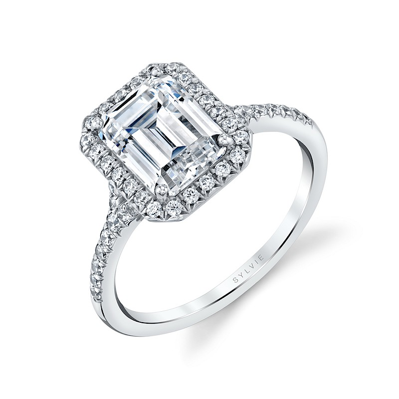 Sylvie Alexandra Engagement Ring