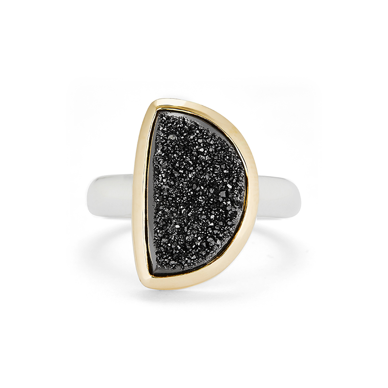 Drusy Ring